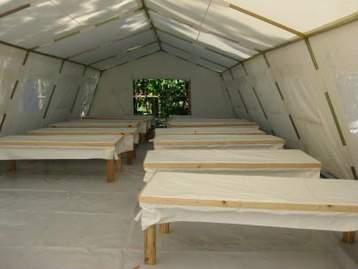 Cholera Treatment Center