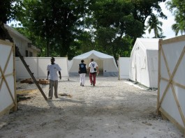 Cholera Treatment Center