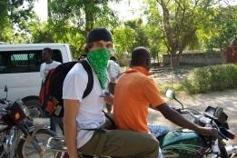 Volunteer Joe Takes the road